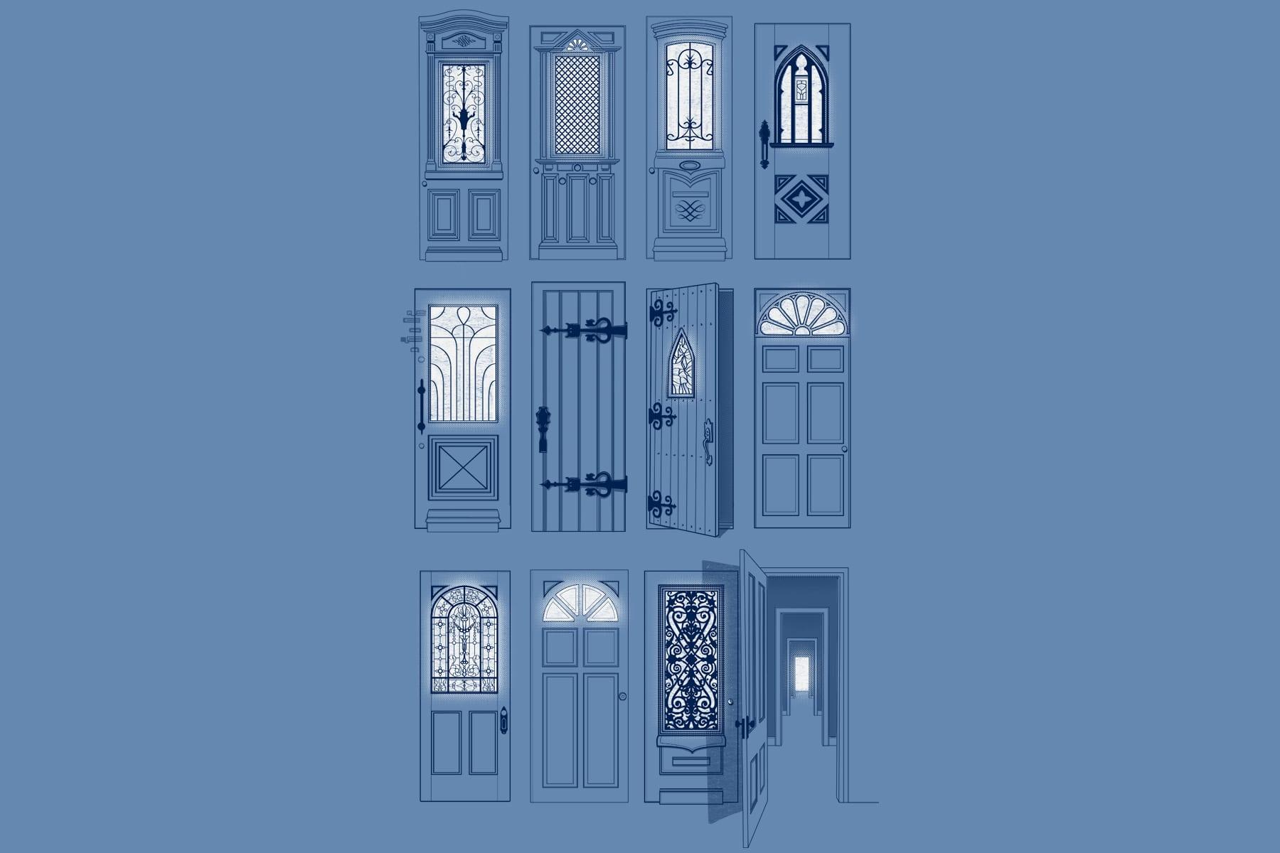 Life Is Doors (2012)
